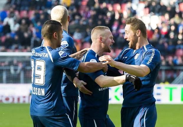 NEC wint van pover spelend Utrecht