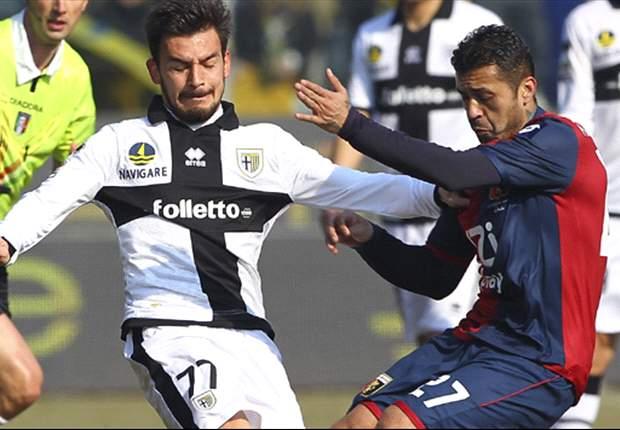 Italiano: Parma e Genoa terminam empatados