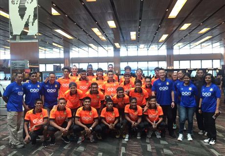 Hougang off for Thailand training tour
