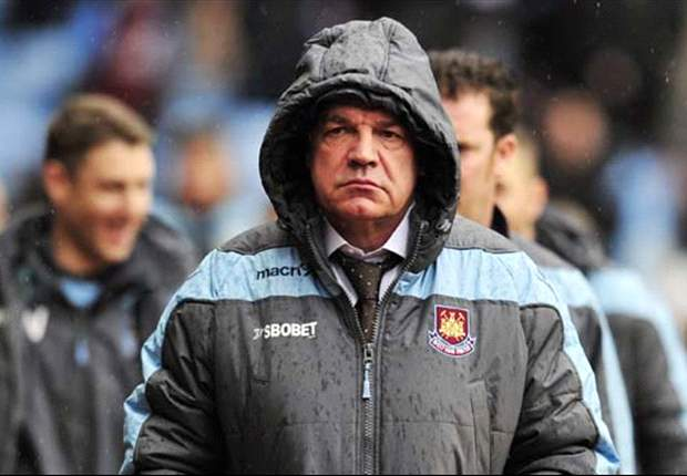 Allardyce not worried about West Ham future