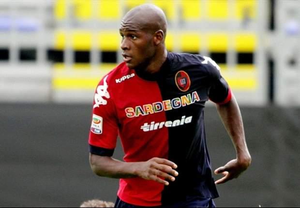 Ibarbo, due stagioni a Cagliari