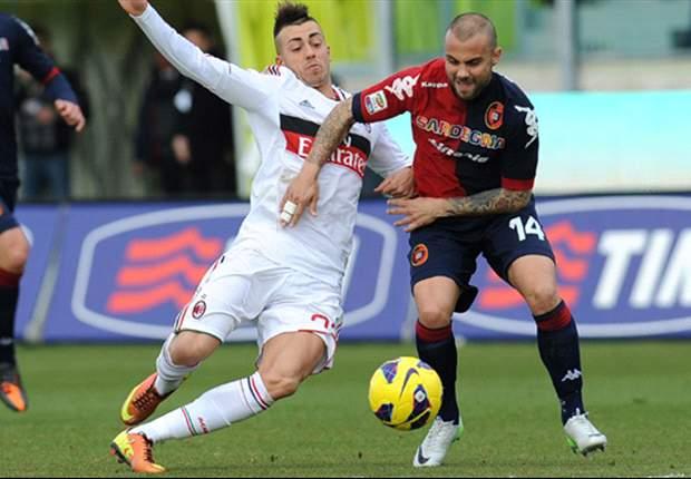 Serie A, 24ª giornata - Balotelli salva il Milan dalla sconfitta. La Roma affonda contro la Samp ed è sorpasso Udinese