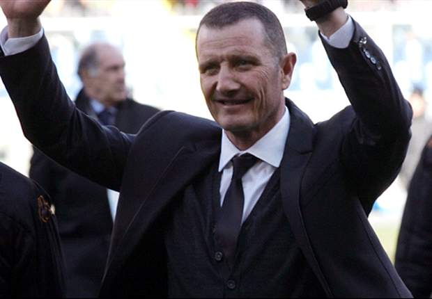 Aurelio Andreazzoli Siap Arsiteki AS Roma Musim Depan