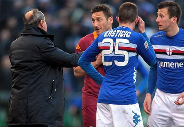 """Burdisso provoca, Rossi reagisce: """"Siediti testa di caz..."""". Un turno di stop per lui?"""