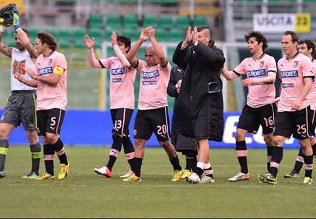 """Palermo disperato, ma Perinetti e Aronica ci credono: """"Lottiamo e restiamo uniti per l'impresa"""""""