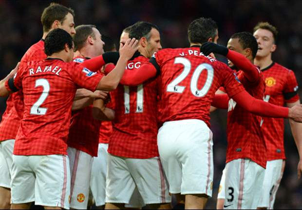 Clinical Manchester United show no room for error as