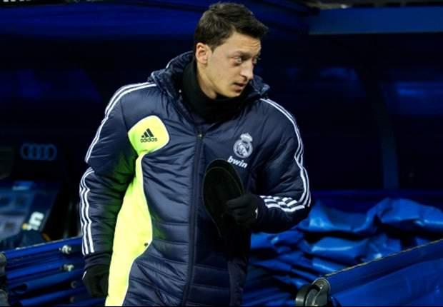 Ozil cambió Arsenal por Real Madrid sin haberse enfrentado aún al banquillo
