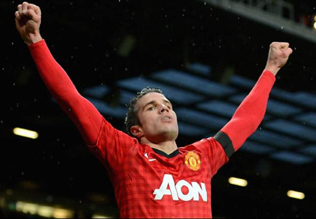 Money back on Chelsea v Manchester United if Robin van Persie scores the last goal