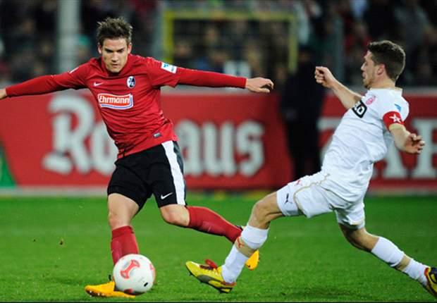"""Lumpi Lambertz nach Niederlage in Freiburg: """"Einfach mal das Tor machen und sagen: Danke, 1:0"""""""