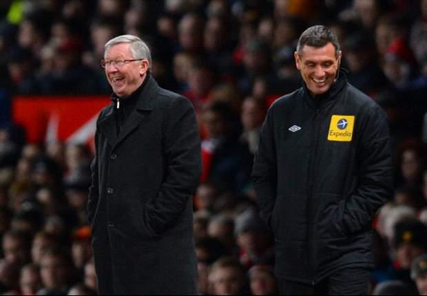 """Sir Alex Ferguson: """"Wir müssen gewinnen, egal was mit Manchester City passiert"""""""