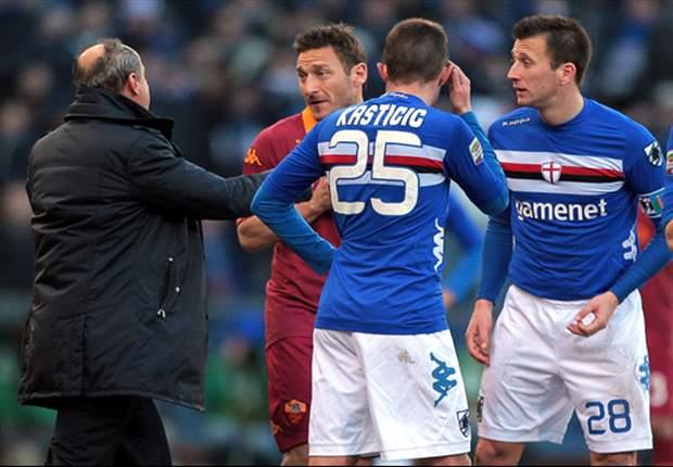 """La Sampdoria vola, Osti difende Rossi e blinda Icardi: """"Basta parlare di mercato, il mister sa di aver sbagliato"""""""
