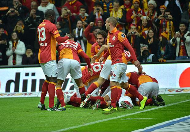 LdC, Galatasaray - Le groupe contre Schalke 04