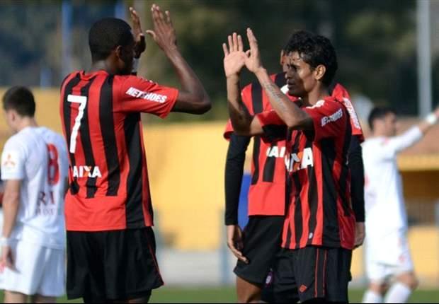 Atlético-PR vence o Dínamo Bucarest e é campeão da Marbella Cup, na Espanha