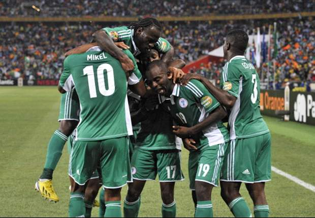 Nigeria climb up to 30th spot on Fifa ranking