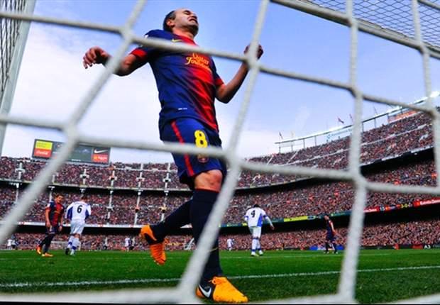 """""""Bij Iniesta ziet het er makkelijk uit"""""""