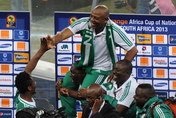 Slideshow: Return of the Super Eagles
