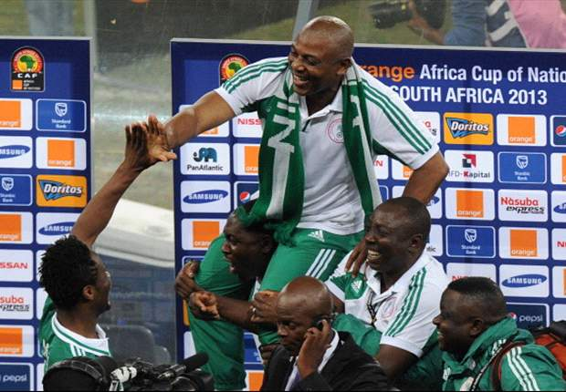 Zachary Baraje - Eagles victory in South Africa has vindicated Nigerian coaches