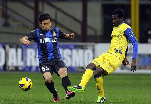 We will surprise Milan- Chievo's Isaac Cofie