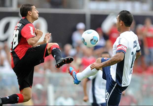 Independiente 1-3 Newell's: El Leproso fue más bajo la lluvia