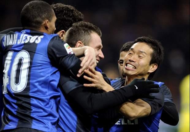 Inter de Milão 3 x 1 Chievo: Inter vence e continua sonhando com a Champions.