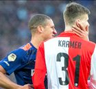 Kramer weer onzichtbaar, PSV achterin sterk