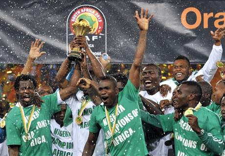 Goal Nigeria at the 2015 Afcon