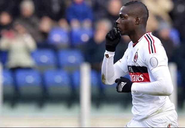 Rassistische Gesänge gegen Mario Balotelli - Strafe für Inter Mailand