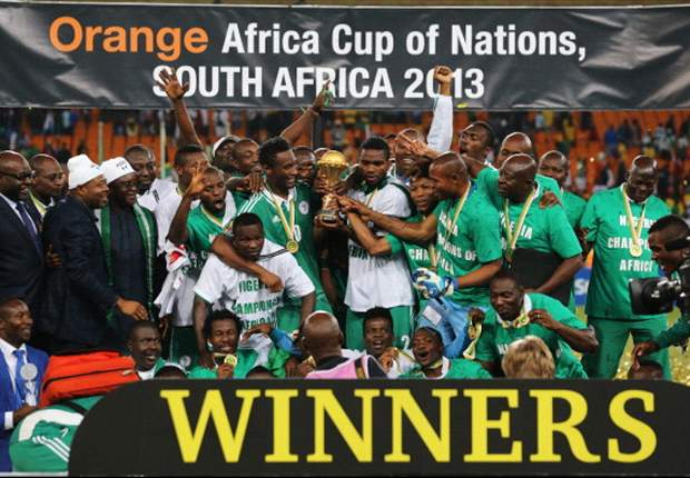 The Afcon victory has increased Nigeria's chances of featuring on the Goal 50