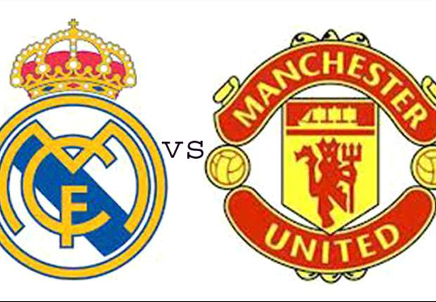 Fanview: Real Madrid vs Manchester United
