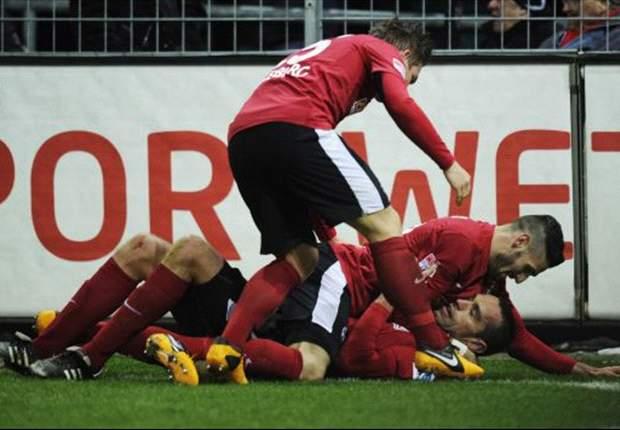 Freiburg kratzt im direkten Duell mit Frankfurt an der CL-Qualifikation