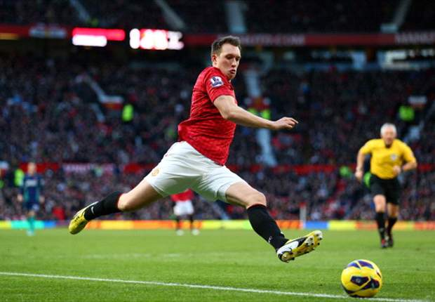 Phil Jones could be central to Manchester United's ploy to shackle Cristiano Ronaldo