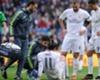 Bale erleidet Wadenverletzung