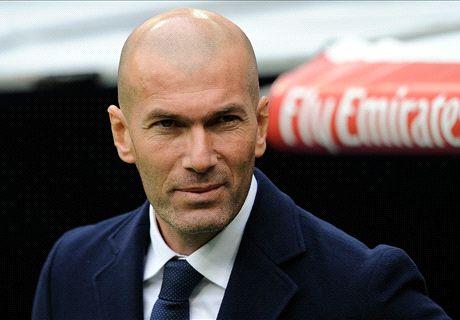La asignatura pendiente de Zidane