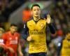 Mesut Özil erzielte bisher fünf Saisontreffer und legte 16 Tore vor