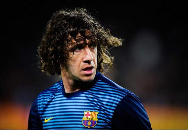 Carles Puyol: Vamos a luchar por el triplete