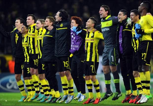 LdC - Dortmund a pris froid
