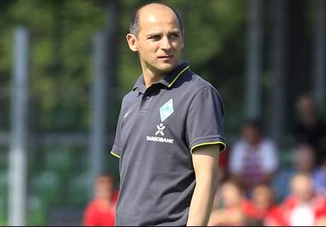 Le Werder change de coach