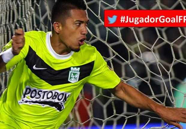 Fernando Uribe, El mejor de la 2ª fecha