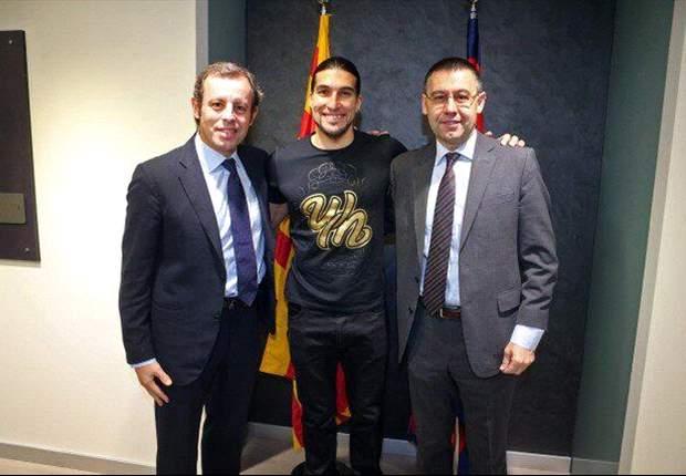 ESP, Barça - Pinto jusqu'en 2014