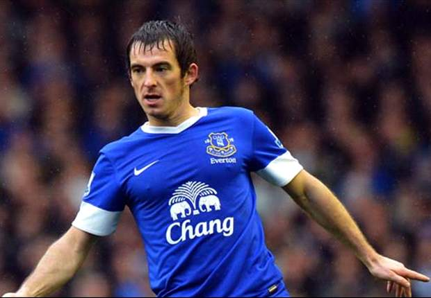 Stoke win keeps us in top four race, says Everton defender Baines