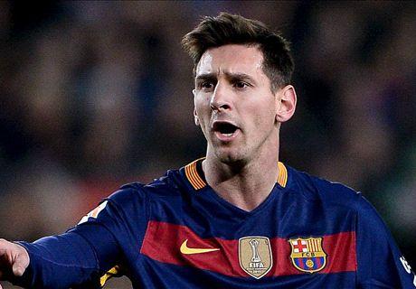 Messi camp denounces surgery reports