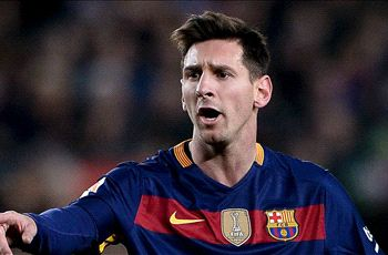 Source: No plans for Messi to undergo kidney surgery