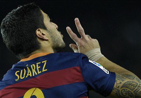 Why Suarez snubbed Ballon d'Or