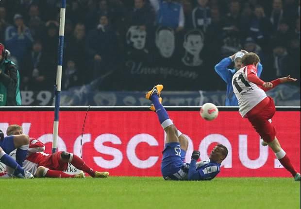 Dank Ronny! Hertha BSC holt späten Punkt im Berliner Derby
