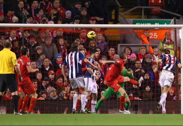 West Brom setback highlights the importance of Sturridge to Rodgers' Liverpool project
