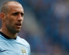 Zabaleta to discuss Man City future