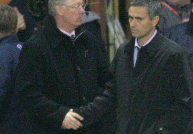 Jose Mourinho: Sir Alex Ferguson Teman Saya