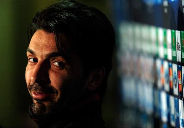 Gigi Buffon: Kami Tak Boleh Rileks