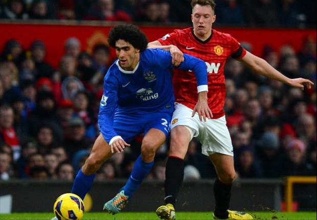 Martinez: No Manchester United bid for Fellaini