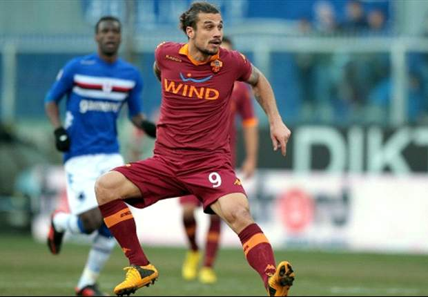 AS Roma Pertimbangkan Jual Pablo Osvaldo